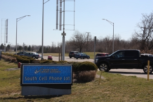 South Cell Phone Waiting Lot