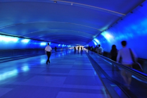 McNamara LED Tunnel